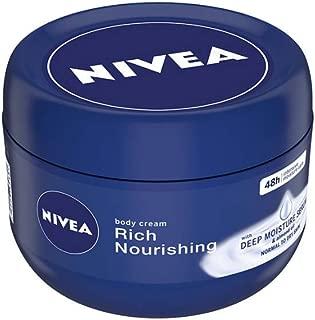 NIVEA Body Cream, Rich Nourishing, For Normal to Dry Skin, 250 ml