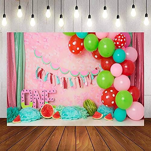 Fondo de fotografía Circo Jungla Castillo Nieve Fiesta de cumpleaños fotófono telón de Fondo Estudio fotográfico A1 9x6ft / 2,7x1,8 m