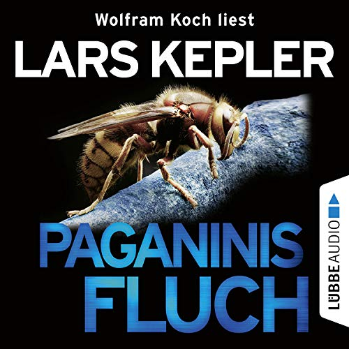 Paganinis Fluch     Joona Linna 2              Written by:                                                                                                                                 Lars Kepler                               Narrated by:                                                                                                                                 Wolfram Koch                      Length: 7 hrs and 9 mins     Not rated yet     Overall 0.0