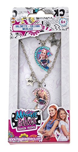Maggie and Bianca- Maggie & Bianca Fashion Friends Collane Best Bambini, 66921