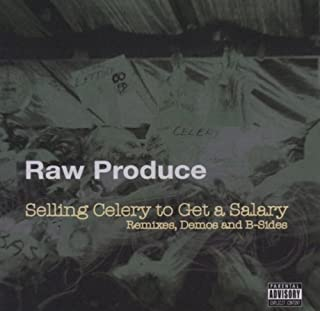 Selling Celery to Get a Salary