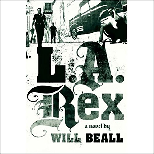 L.A. Rex audiobook cover art