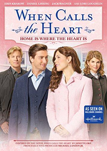 When Calls The Heart: Home Is Where The Heart Is [Edizione: Stati Uniti] [Italia] [DVD]