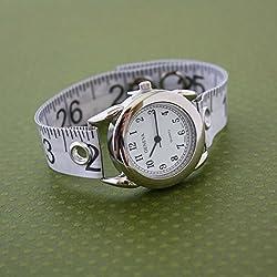 measuring tape watch