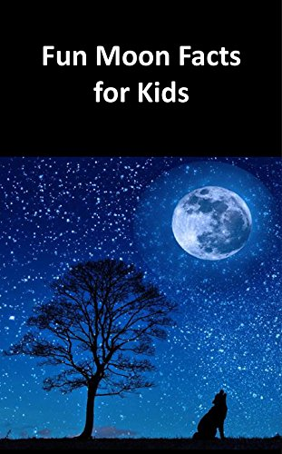 Fun Moon Facts for Kids (English Edition)