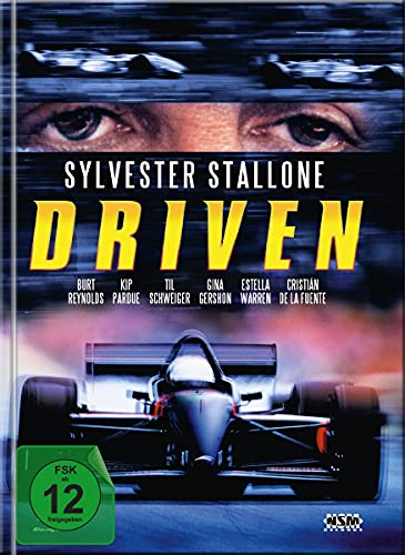 Driven - Mediabook - Limited Edition (+ DVD) [Blu-ray]