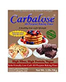 Carbalose All Purpose Baking Flour 2.2 Lb Bag