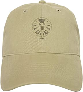 a62e3d15b52 CafePress Marvel Agents of S.H.I.E.L.D. Baseball Cap with Adjustable Closure