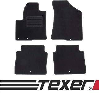 TEXER Textil Fußmatten Passend für Hyundai Santa Fe II Bj. 2006 2009 Basic