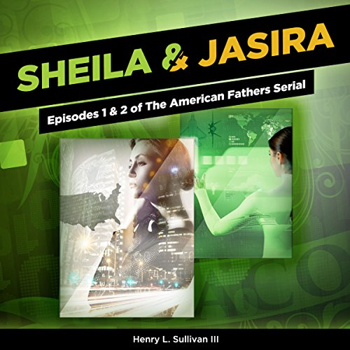 Sheila & Jasira audiobook cover art