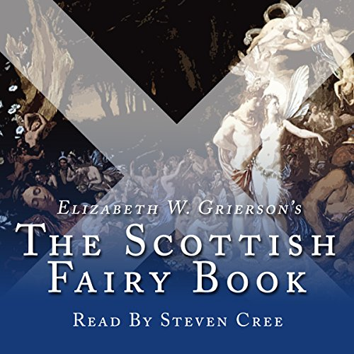 The Scottish Fairy Book cover art