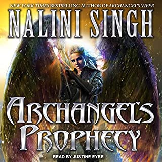 Archangel's Prophecy audiobook cover art