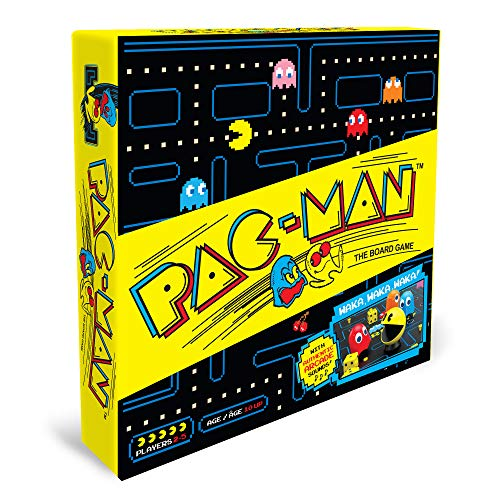 The latest Pac-Man Board Game