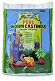 Unco Industries (WWSB15LB) Wiggle Worm Soil Builder Earthworm Castings...