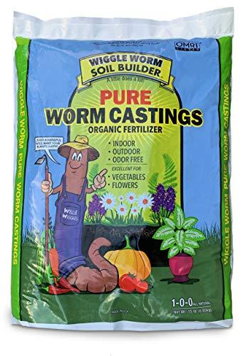Worm Castings Organic Fertilizer