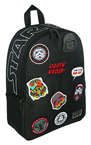 Undercover SWTP7700 Rugzak, Star Wars Patch, ca. 31 x 45 x 15 cm.