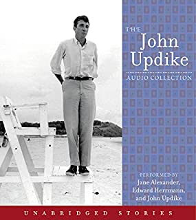 The John Updike Audio Collection audiobook cover art