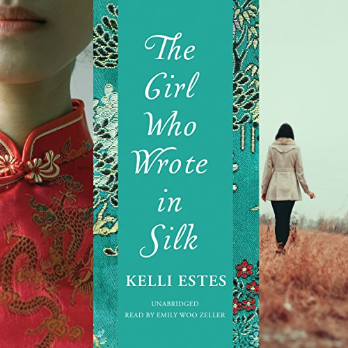 The Girl Who Wrote in Silk copertina