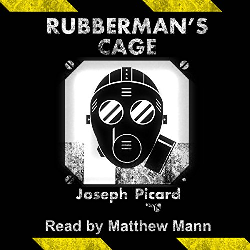 Rubberman's Cage audiobook cover art