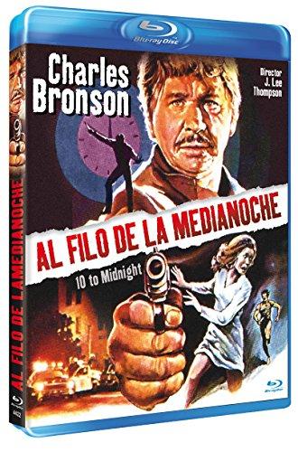 Al Filo de la Medianoche BDr 1983 10 to Midnight [Blu-ray]