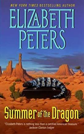 [(Summer of the Dragon)] [By (author) Elizabeth Peters] published on (March, 2001)
