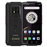 OUKITEL WP7 Unlocked Rugged Smartphone 8000mAh Battery 128GB+6GB Cellphone Night Vision Camera 48.0MP+16.0MP Global 4G LTE Octa-Core 6.53 inch GPS NFC