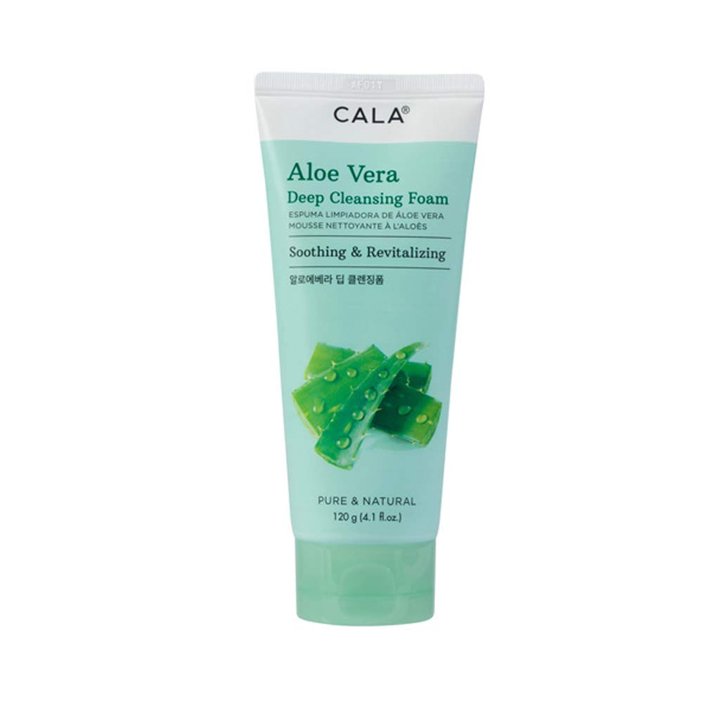 Light So Shine Deep Cleansing Facial ounce Aloe 4.1 67% OFF of fixed price Foam Attention brand fluid