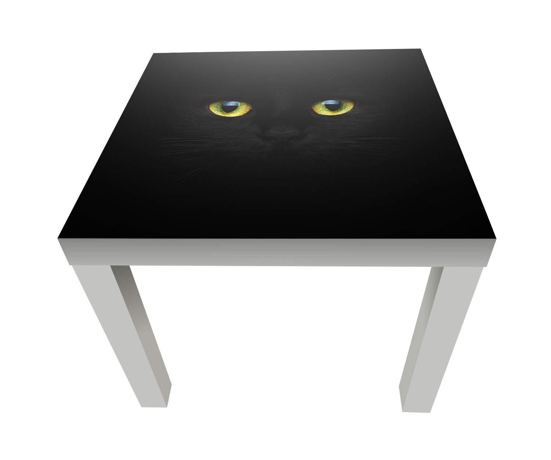 Black Velvet Studio Tavolino Mr Smith Metallo 44x32x32 cm. Color doro