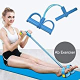 REMUS Pull Reducer, Waist Reducer Body Shaper Trimmer for Reducing Your Waistline and Burn Off Extra Calories, Arm Exercise, Tummy Fat Burner, Body Building Training, Toning Tube (Multi) body shapers Dec, 2020