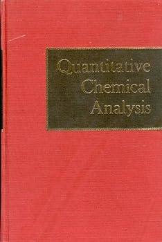 Hardcover Quantitative chemical analysis Book