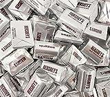 Sunny Island HERSHEY'S NUGGETS Milk Chocolate Candy, Silver Wrap Candy, Bulk 2 Pound Bag