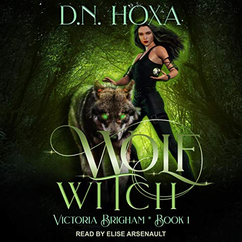 Wolf Witch cover art