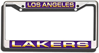 NBA Laser Chrome Plate Frame