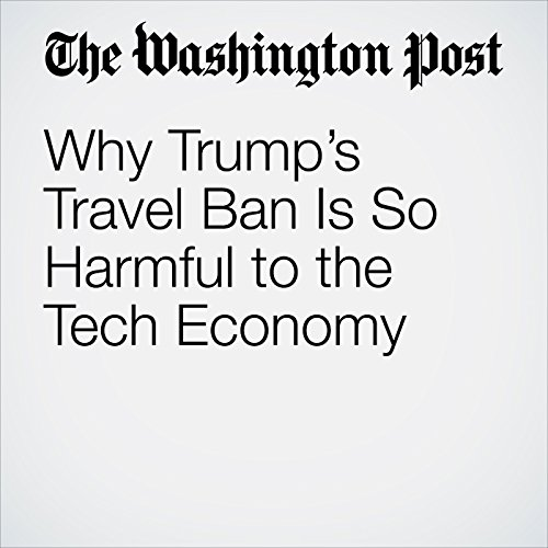 Why Trump's Travel Ban Is So Harmful to the Tech Economy copertina