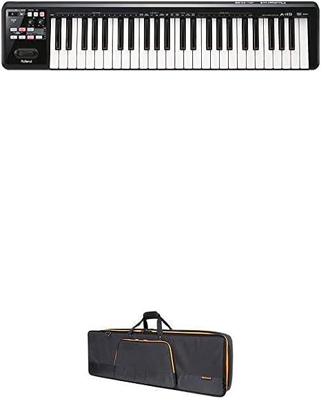 Roland A-49 Teclado controlador MIDI - Blanco : Amazon.es ...