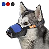 Best Dog Muzzles - Soft Dog Muzzle Cover with Dogs Hook Review