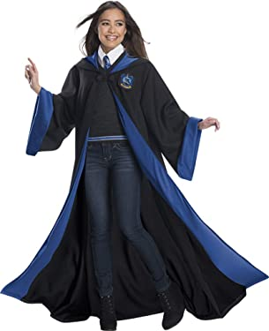 Charades Ravenclaw Student Adult Costume
