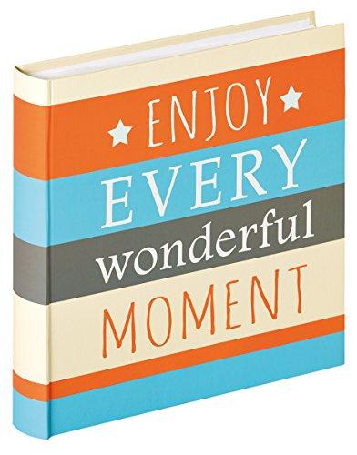 walther design FA-336-E Buchalbum Moments, Design Enjoy, 30x30 cm