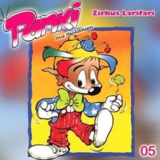 Zirkus Larifari (PANKI 05) Titelbild