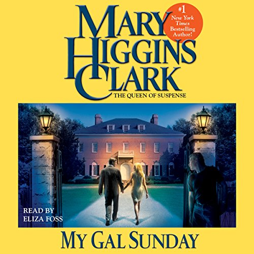 My Gal Sunday audiobook cover art