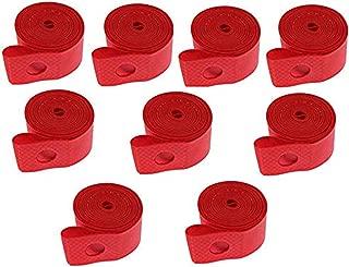 Bicycle Rim Strip Rim Tape Fits Size 26'',700C (10 Pieces)