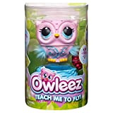Owleez Rosa Mascota Interactiva (BIZAK 61928561)