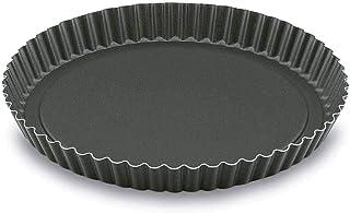 Lacor 68842 Moule à Tarte Dentelé Aluminium Antiadhésiférent 24 cm
