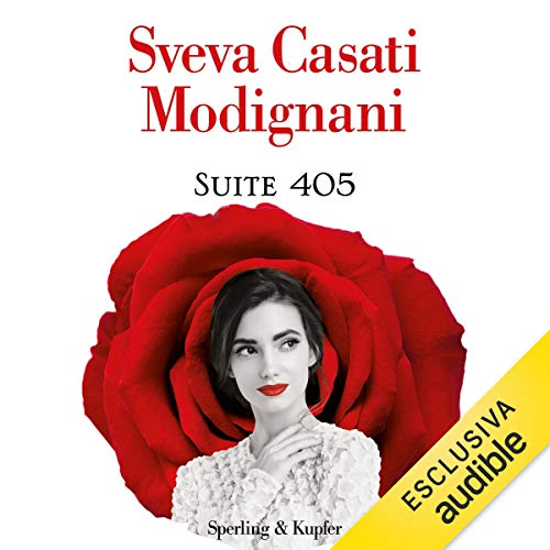 Suite 405 audiobook cover art