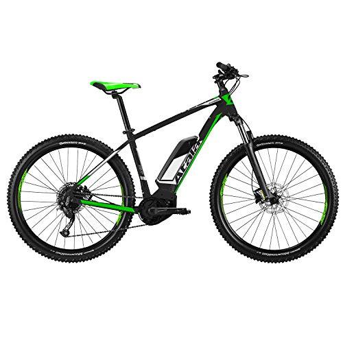 "Atala E Mountainbike 650B+ Bosch Pedelec B-Cross CX 400 Hardtail 27,5+\"" E-Bike (schwarz/neongrün/weiß, 46 cm)"