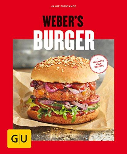 Webers Burger (GU Webers Grillen)