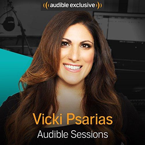 Vicki Psarias audiobook cover art