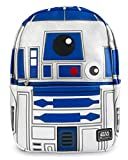 Loungefly Unisex Adult Star Wars R2D2 Faux Leather Backpack Standard