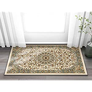"Well Woven Timeless Aviva Traditional Ivory 2'3″ x 3'11"" Area Rug"