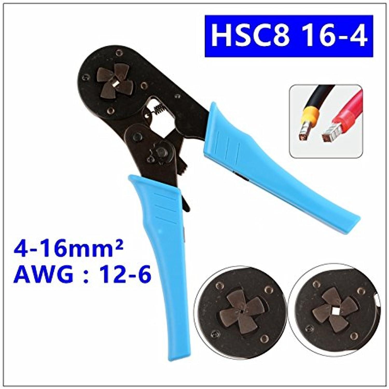 Mxita individuell regulierbare Crimpzange Zange HSC8 16–4 Nadel Typ Terminal 0,25–6 mm Terminals Crimp Multi Tools B0785JR23H | Online Shop